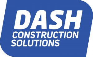 Dash Construction Solutions Logo